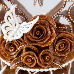 Égetett cukor torta