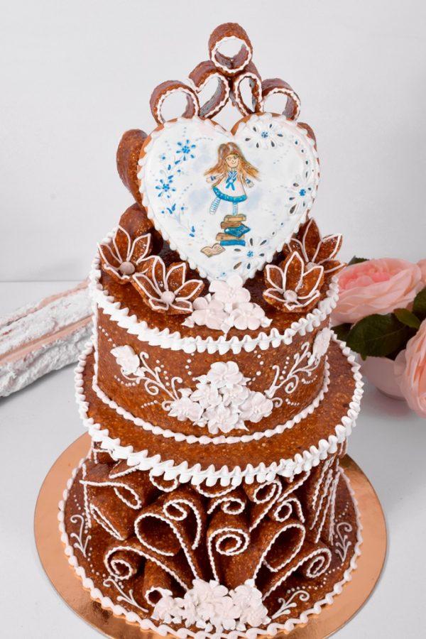 Égetett cukor torta minden alkalomra